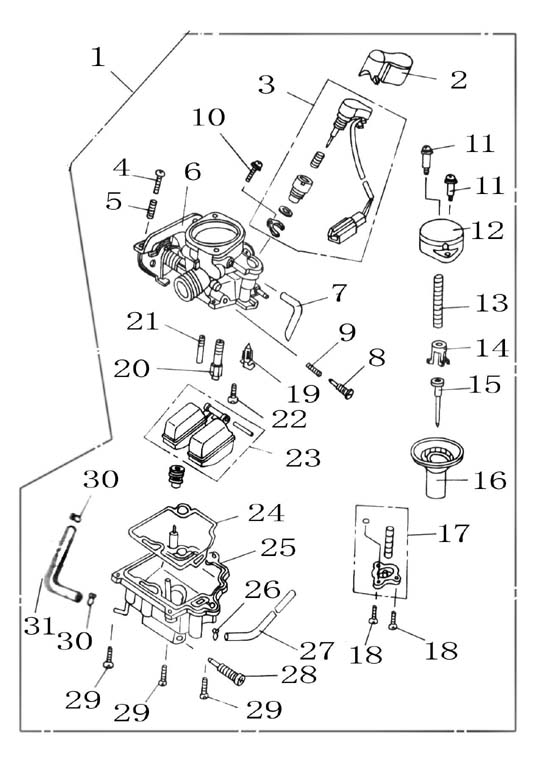 43cc Mini Bike Wiring Diagram - Wiring Diagrams Schematics